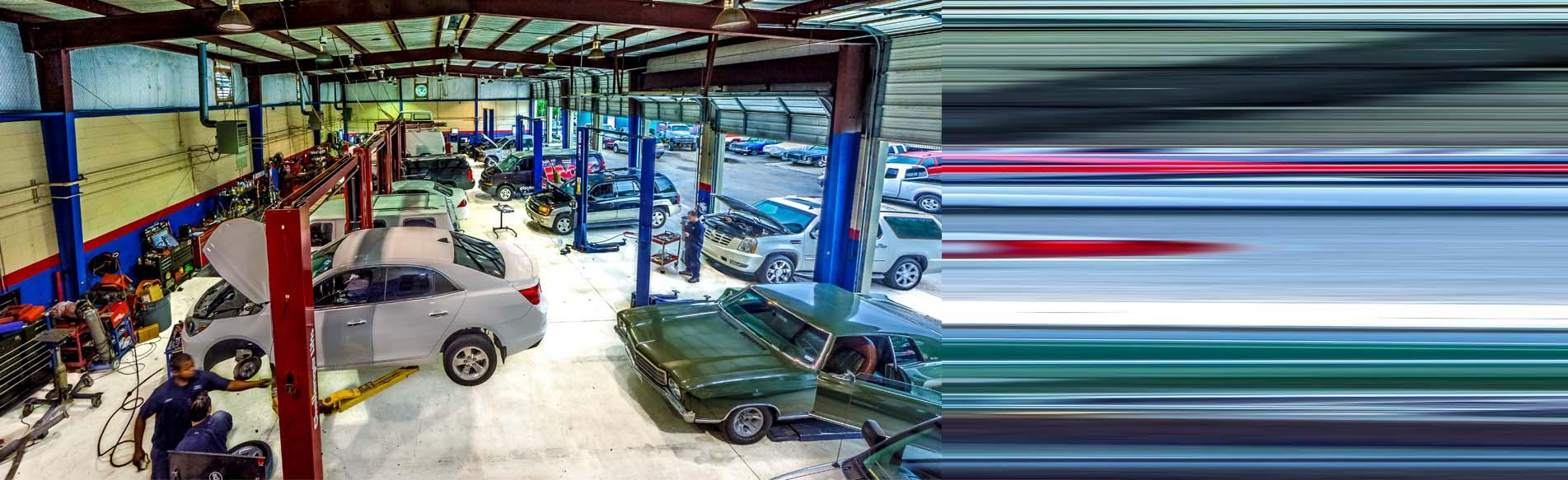 We Offer Auto Repair in the San Antonio 78251 Area
